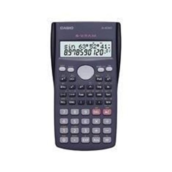 Picture of CALCULADORA CIENTIFICA CASIO FX-82MS