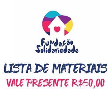 Imagem de KIT MATERIAIS ESCOLARES - VALE PRESENTE R$50,00