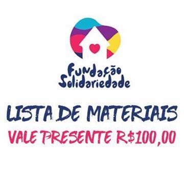 Imagem de KIT MATERIAIS ESCOLARES - VALE PRESENTE R$100,00